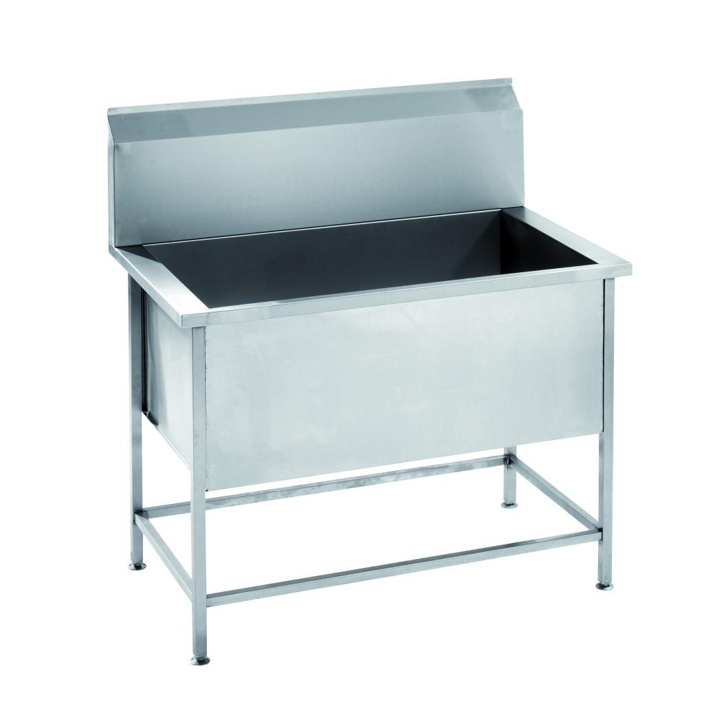 Bespoke Stainless Steel Sink Cupboard Unit - BSINKCUP - Parry