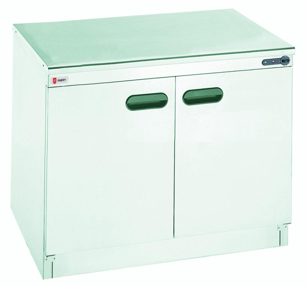 Parry Electric Double Door Hot Cupboard / Plate Warmer 2kW – 9214