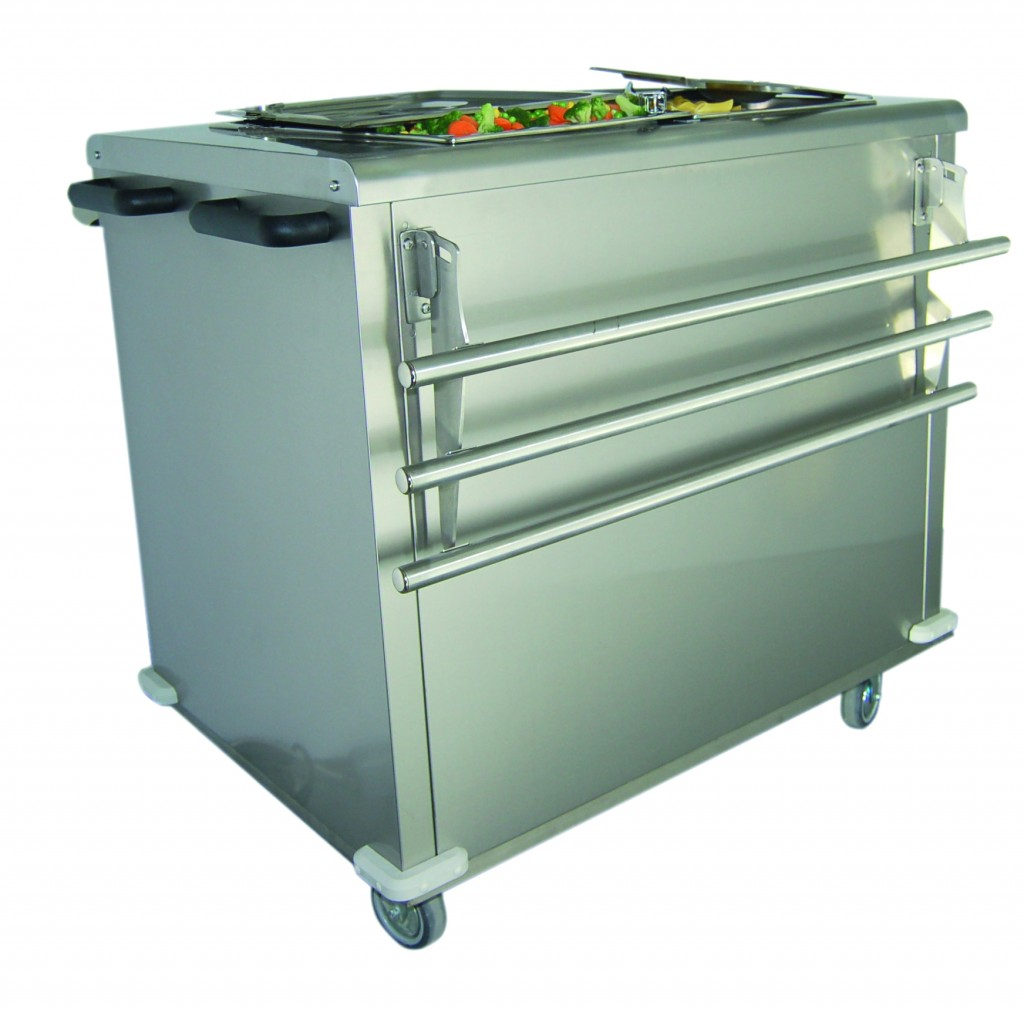 Mobile Servery & Hot Cupboard Accessories   Parry