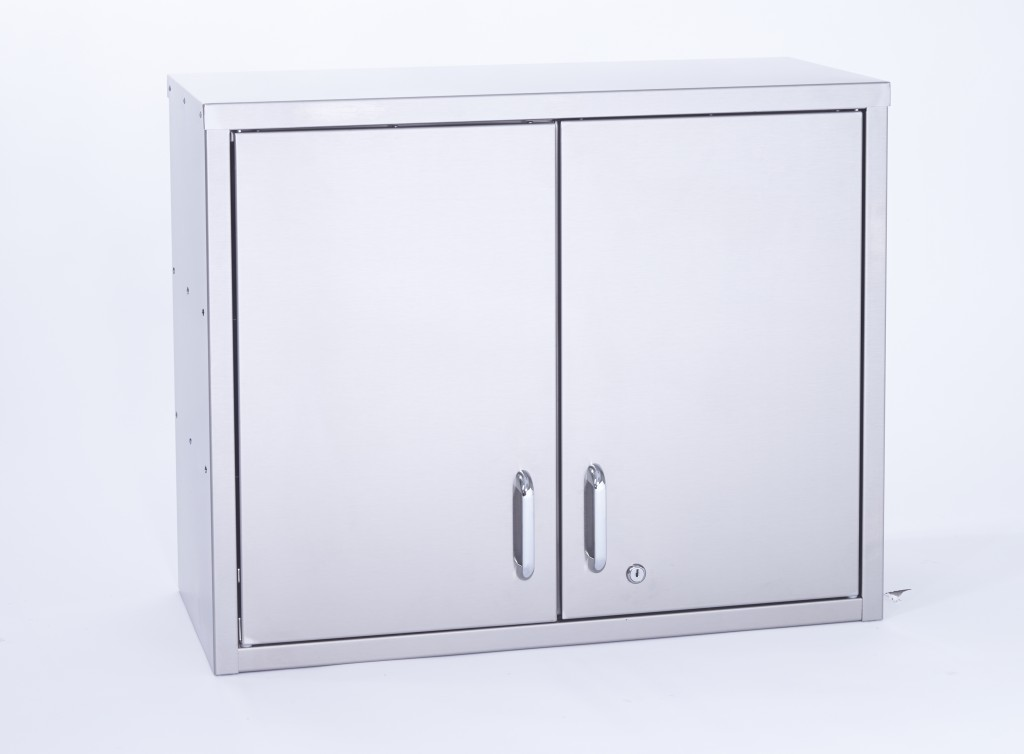 Stainless Steel Lockable Medicine Cabinet – MEDCAB