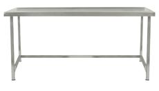 Stainless Steel Clean/Wet Room Low Table – LTABCL