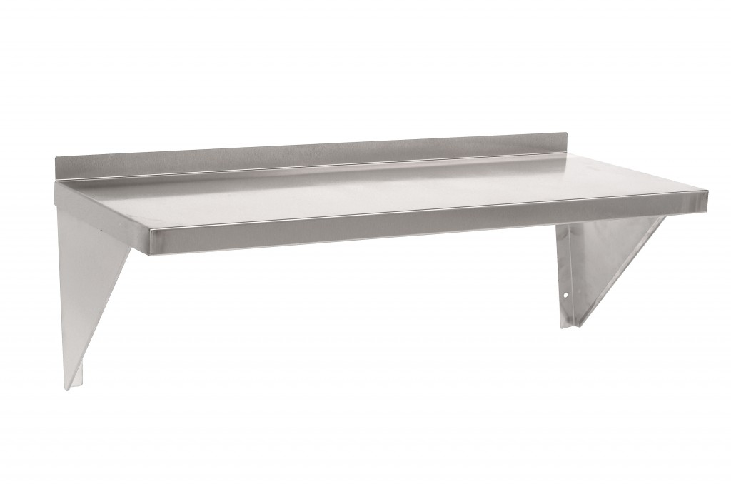 Commercial Stainless Steel Shelves Parry