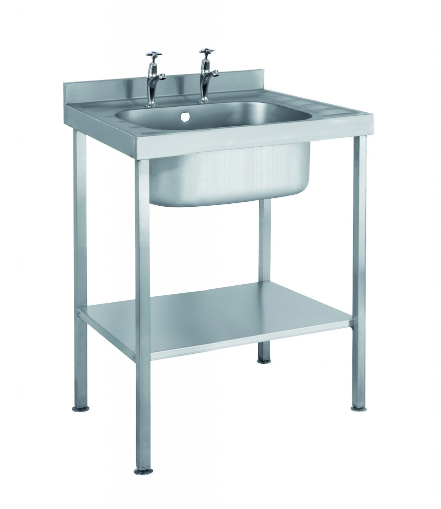 Stainless Fully Assembled Steel Sinks | Parry