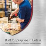 Built for purpose in Britain