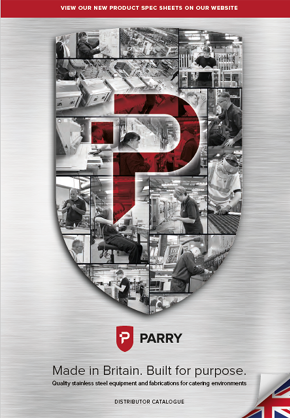 New Parry Catalogue 2018