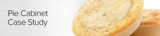 Revolutionising hot cabinet design for a leading independent pie manufacturer.